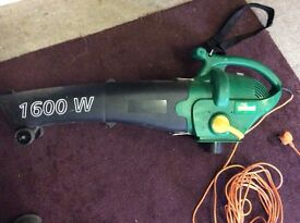 Leaf blower / vacume great condition