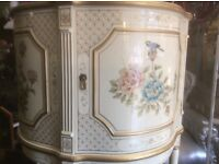 Vintage French cupboard