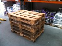 1200cm by 800cm Euro Pallets, base plate to woodern furniture.