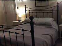 King size bed great condition