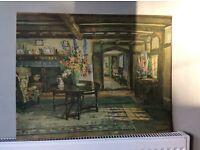Kitchen Scene Picture for sale £5