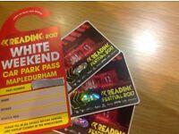 Reading Festival 2017 weekend tickets