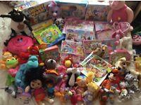 Bundle of Soft Toys&Games