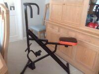 Exercise Machine - Like new hardly used