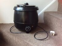 2nd Hand - Soup Kettle 10 litres