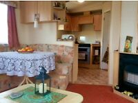 2 bedroom caravan on Homing Park seasalter
