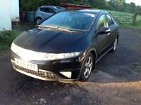 Honda Civic 1.8 V-Tec Black