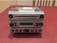 Ford Fiesta Car Stereo 4500 RDS