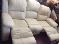 3 Seater Sofa with Single Seater (Optional)   Recliners