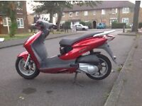 2006 Honda Dylan Stolen Recovered Starts And Runs Needs Cosmetic Work Full Logbook And Numbers