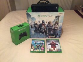 Xbox one 500gb + Kinect