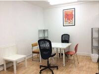 Open plan Office Space/Meeting Room/ Daily/Weekly/Monthly/ near Brick Lane