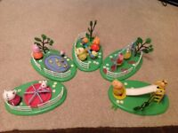 Peppa Pig Park Playset with figures
