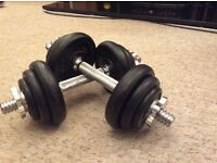 York Dumbells