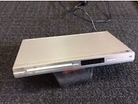 Philips DVD Player - complete with remote control.
