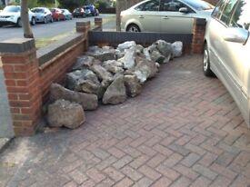 Rocks - Rockery Bolders