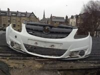 VAUXHALL CORSA D FRONT BUMPER FOR SALE 2006-2009 ONWARDS 8