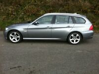 BMW 318d Exclusive Edition