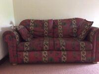 Sofa bed. Derwent.