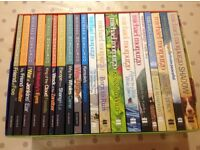 Michael Morpurgo 20 book box set . Unread , excellent condition.
