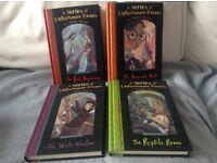 Lemony Snicket books