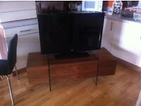 Television and Cabinet for Sale - Like New