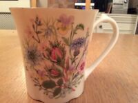 Aynsley Wild Tudor Bone China Mug