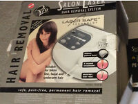 Rio Salon laser hair removal system
