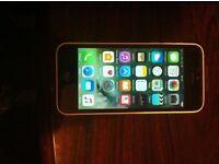 IPHONE 5C 16 GB WHITE ON 02