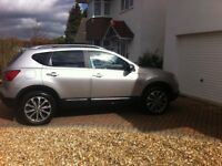 2009 Nissan Qashqai 2.0 N-Tech Blade Silver Low Mileage Sat Nav & Panoramic Roof