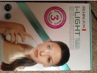 CYBER MONDAY SALE PRICE :) Remington I-light Reveal hair removal machine. Nearly new.