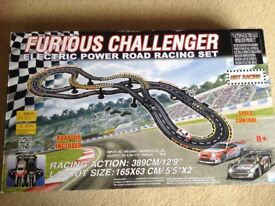 Furious challenger road racing set
