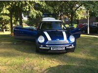 2003 Mini one 1.6 great first car lady owner