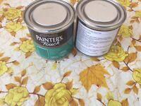 Green gloss paint