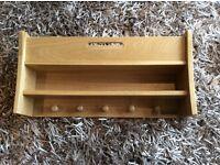 Nursery Furniture Mamas and Papas Golden Oak Ocean Shelf