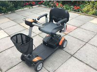 Mobility Scooter TGA Eclipse portable