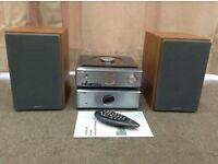 Hitachi AX-M69 Hi-Fi System