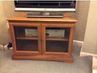 Teak TV & HIi Fi Cabinets