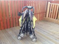 Twin / Double Buggy - for sale
