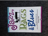 Martha Mier: Jazz, Rags And Blues - Book 2 - Piano Sheet Music - 8 Pieces - Collect or Will Post