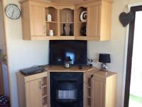 Caravan on Golden Gate Towyn to hire , sleeps 8