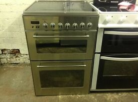 Delonghi 60cm stainless steal cooker