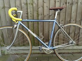 Fixed wheel bicycle for sale. Flip flop hub