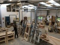 Bench/ joinery manufacturer wanted for a permanent 40hr week contract