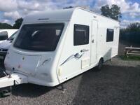 Elddis venture compas 4 berth caravan mint condion