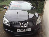 4x4,5 door petrol, Bluetooth fsh excellent condition