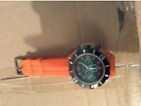 Henleys big face watch good working order