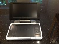 Portable DVD / CD Player