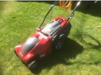Mountfield Princess 38 electric mower. Excellent condition.