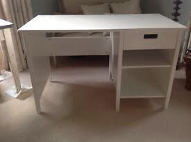 Children's desk plus swivel chair
